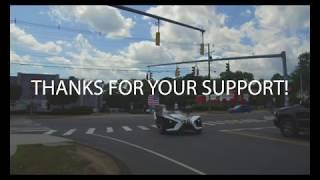 2019 MDA Benefit Ride Yankee H-D