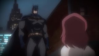 Nightwing, Batwoman and Batman!