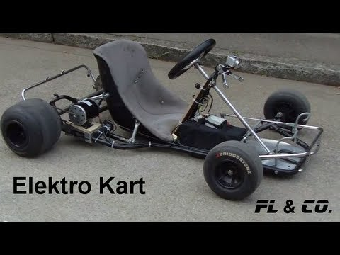ELEKTRO KART - FL&Co. [Eigenbau] [HD]