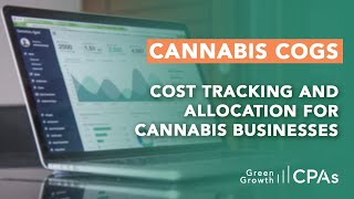 Cannabis CoGS: Cost Tracking and Allocation for Cannabis Businesses