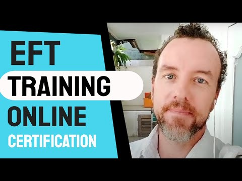 EFT Training Online Certification & Tapping Certification Solution ...
