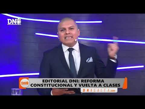 Video: Volvió DNI a la TV: ahora también por Canal 7 de aire y por Somos Salta Jujuy