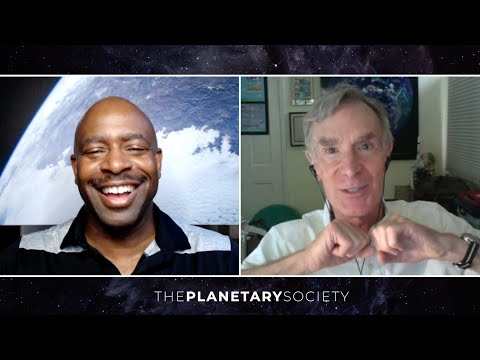 A Conversation: Leland Melvin and Bill Nye