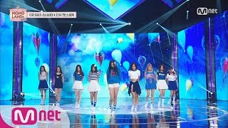 [Finding MOMO LAND] 1st Evaluation – SNSN 'Into the New World' 20160722 EP.01