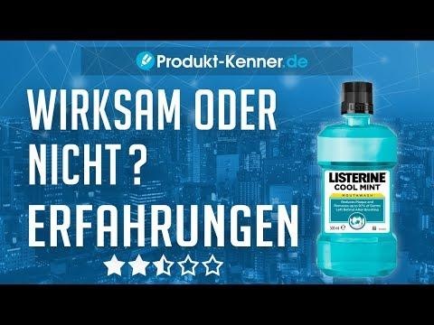 [FAZIT] Listerine Erfahrungen + Review | Mundspülung im Test! Die beste Mundhygiene?
