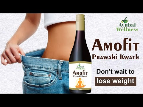 Amofit Pravahi Kwath/ Fat Loss Juice / Obesity Ras / Weight Loss Juice