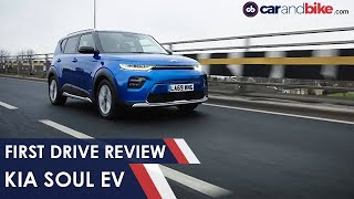 Kia Soul EV Exclusive Review | carandbike