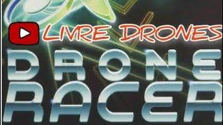 TREINO DE UM FPV, DRONE RACER.