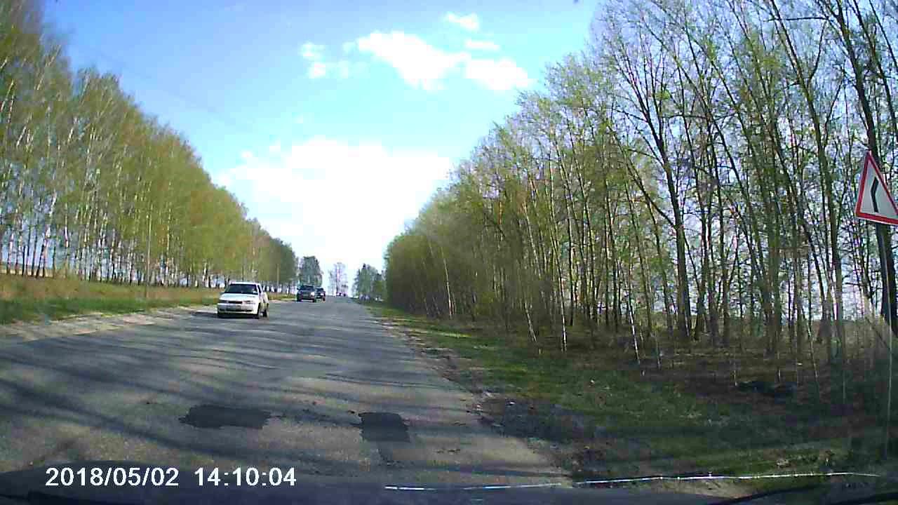 Школьник на велосипеде выехал под автомобиль в Рязанской области