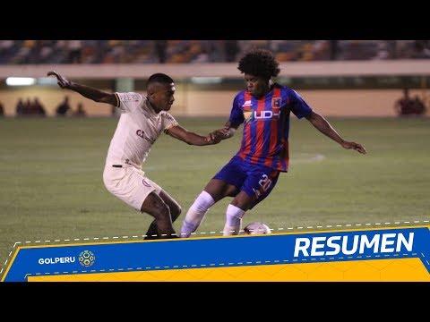 Deportivo Universitario - Альянса 3:0. Видеообзор матча 24.03.2019. Видео голов и опасных моментов игры