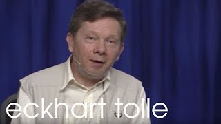 How do You Deal with Unconcious People? Eckhart Tolle