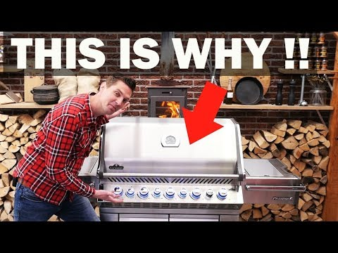 This just might be  …… the best gas grill !!!