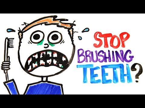 Why You Should Always Brush Your Teeth