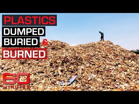 Exposing Australia's recycling lie (2019) - 18 minutes