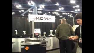 Houstex 2013 Advanced Manufacturing Trade Show