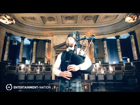 Elite Bagpipes - Made In Chelsea Feature