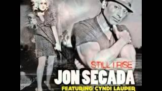 Jon Secada & Cyndi Lauper - Still i rise