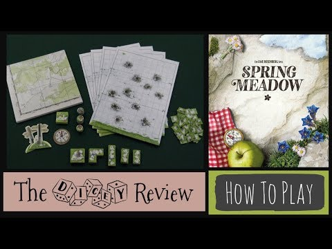 Spring Meadow - A Dicey Walkthrough!