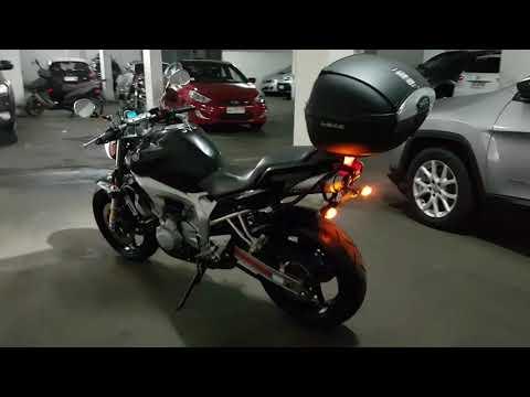 Yamaha FZ6 Naked 2009