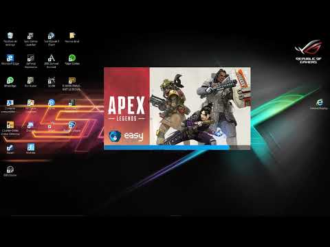 ERROR APEX LEGENDS AL ABRIRLO