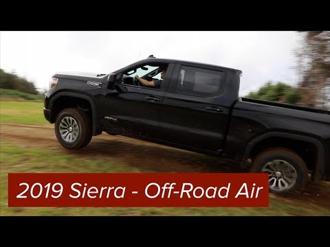 2019 Sierra Denali & New AT4 Full Review + Towing & Off-Road