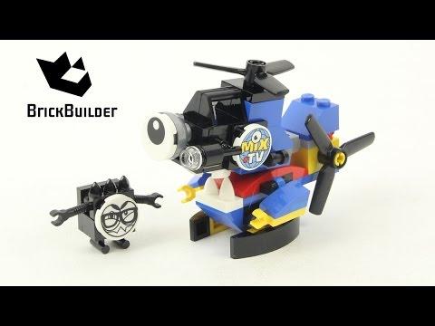 Vidéo LEGO Mixels 41579 : Camsta