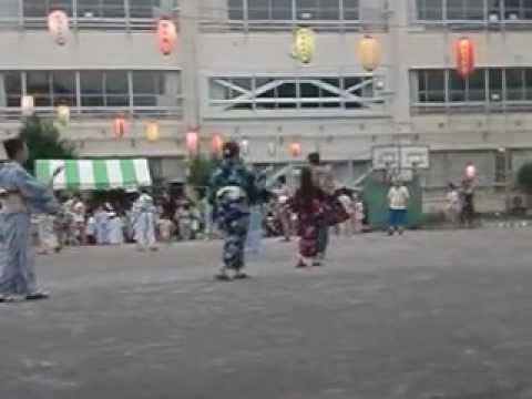 板橋 盆踊り