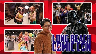 Long Beach Comic Con 2018