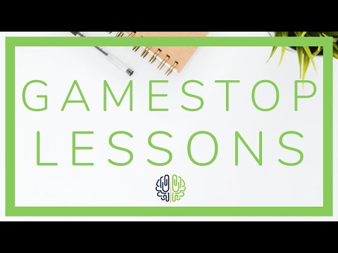 Gamestop (GME) Lessons for the SIE, Series 7, 65, and 66 - YouTube