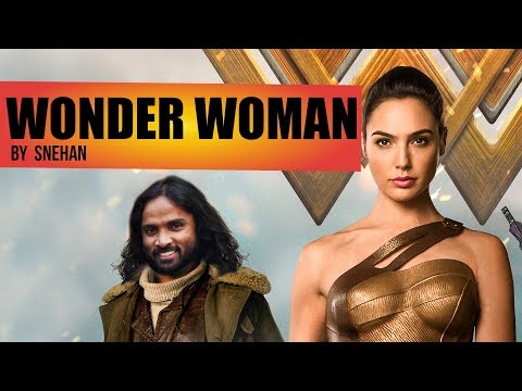 Wonder Woman by Snehan - South Indianised Trailers | Put Chutney