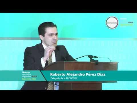 Inauguración Expo Nuevos Servicios Digitales SAT (Foro Conexión) en Monterrey
