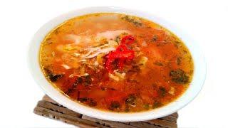 Рассольник Мой Рецепт ✧ Суп в Грузинском Стиле