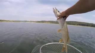 Весенняя рыбалка на щуку в томской области