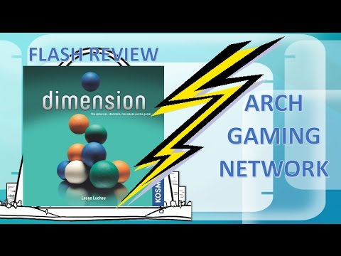 Flash Review: Dimension with Setup and Overview