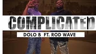 Dolo B Ft Rod Wave - I Swear (prod by bonebaby)