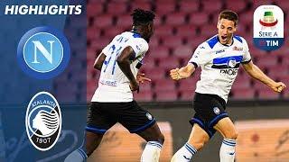 Napoli 1-2 Atalanta | Atalanta Come From Behind To Claim Huge Win | Serie A