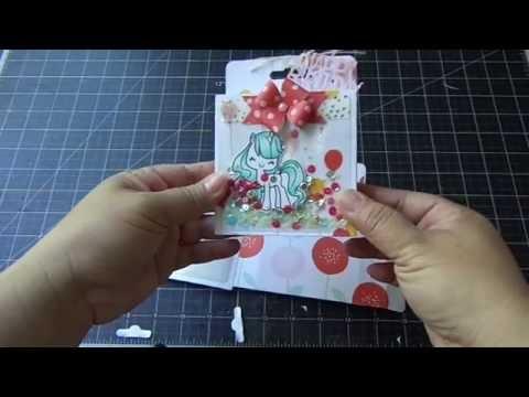 Washi Tape Box/Tutorial