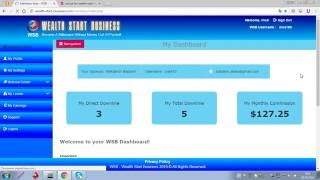 Заработок  в  WSB  http://wealth-start-business.com/index.php?refid=Planeta19