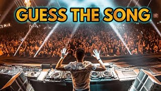 Guess the Song Challenge