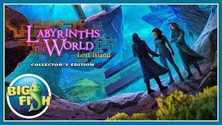 Labyrinths of the World: Lost Island Collector's Edition video
