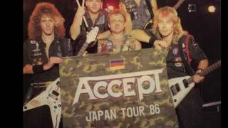 """ACCEPT- """"Too High To Get It Right"""""""