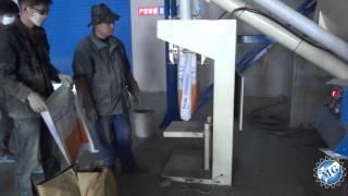 semi auto dry mortar plant mix cement sand