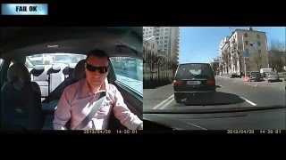 Dashcam Inside Car -  Fail Crash Compilation 2016