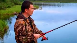 Ловля корюшки на верхнетуломском водохранилище