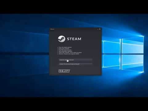 How To Download and Install Steam In Windows 10/8/7 [Tutorial]