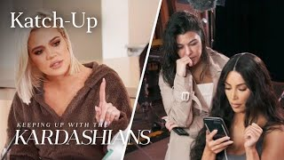 "Kardashians Piece Together Tristan & Jordyn Cheating Scandal: ""KUWTK"" Katch-Up (S16, Ep11) 