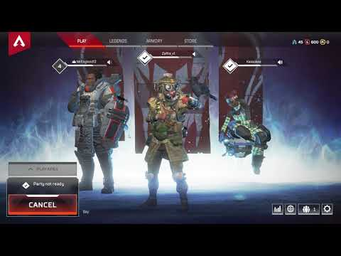 So Apex Legends voice chat is pretty good.