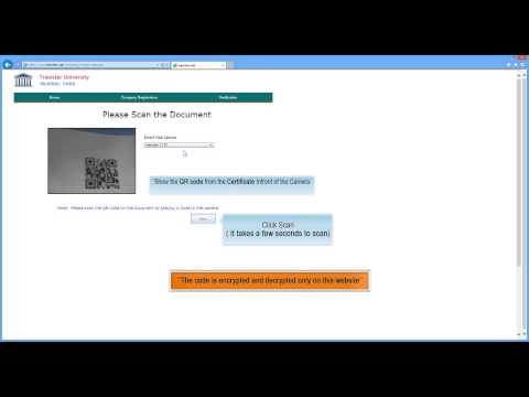Download online certificate verification Mp4 HD Video and MP3