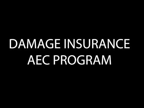 AEC | Damage insurance