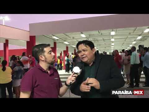 Prefeito de Serra Branca diz que Governo Municipal e Escola Técnica serão parceiros